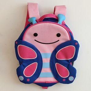 SKIP HOP Mini Butterfly Backpack